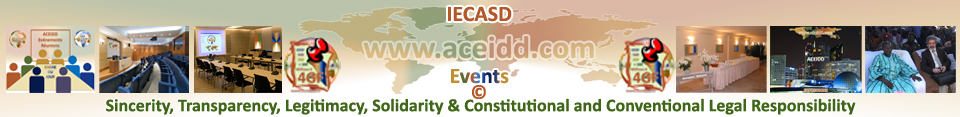 ACEIDD - Events