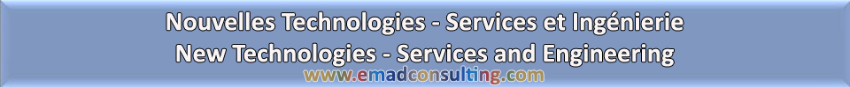 New Technologies - Services and Engineering